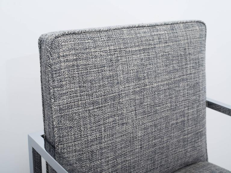 Milo Baughman Mid-Century Modern Desk Chair For Sale 1