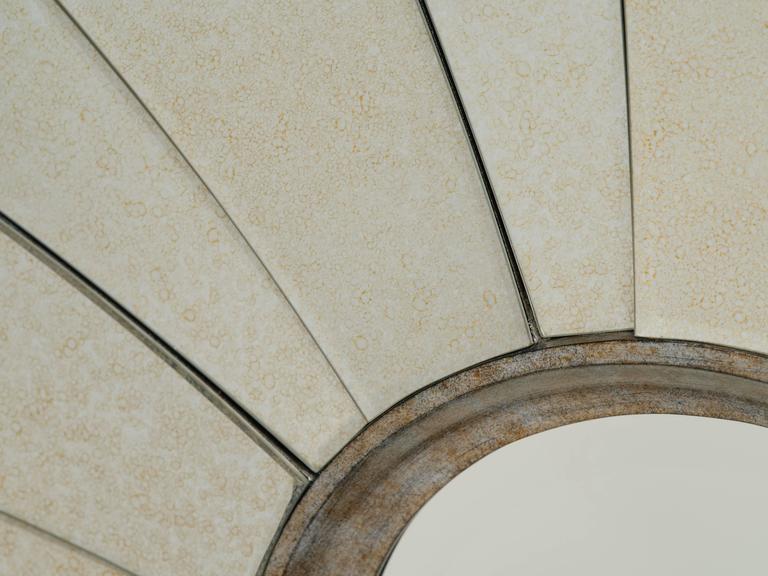 Art Deco Style Sunburst Mirror 8