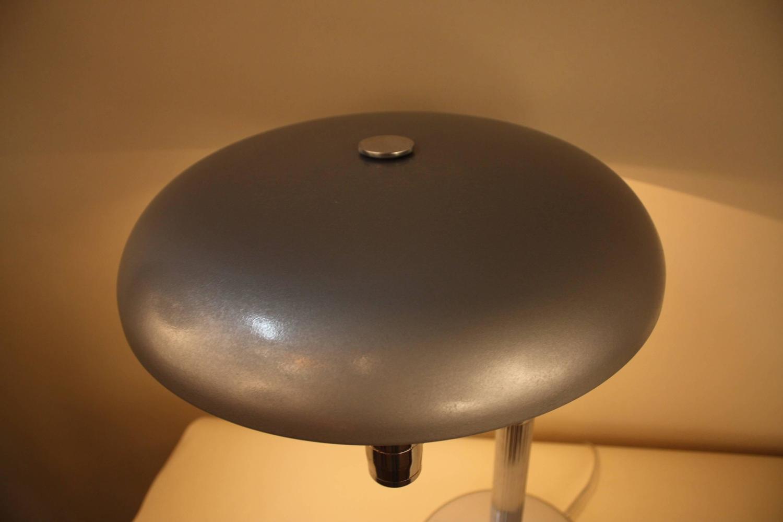 Mid Century Flying Saucer Desk Lamp At 1stdibs