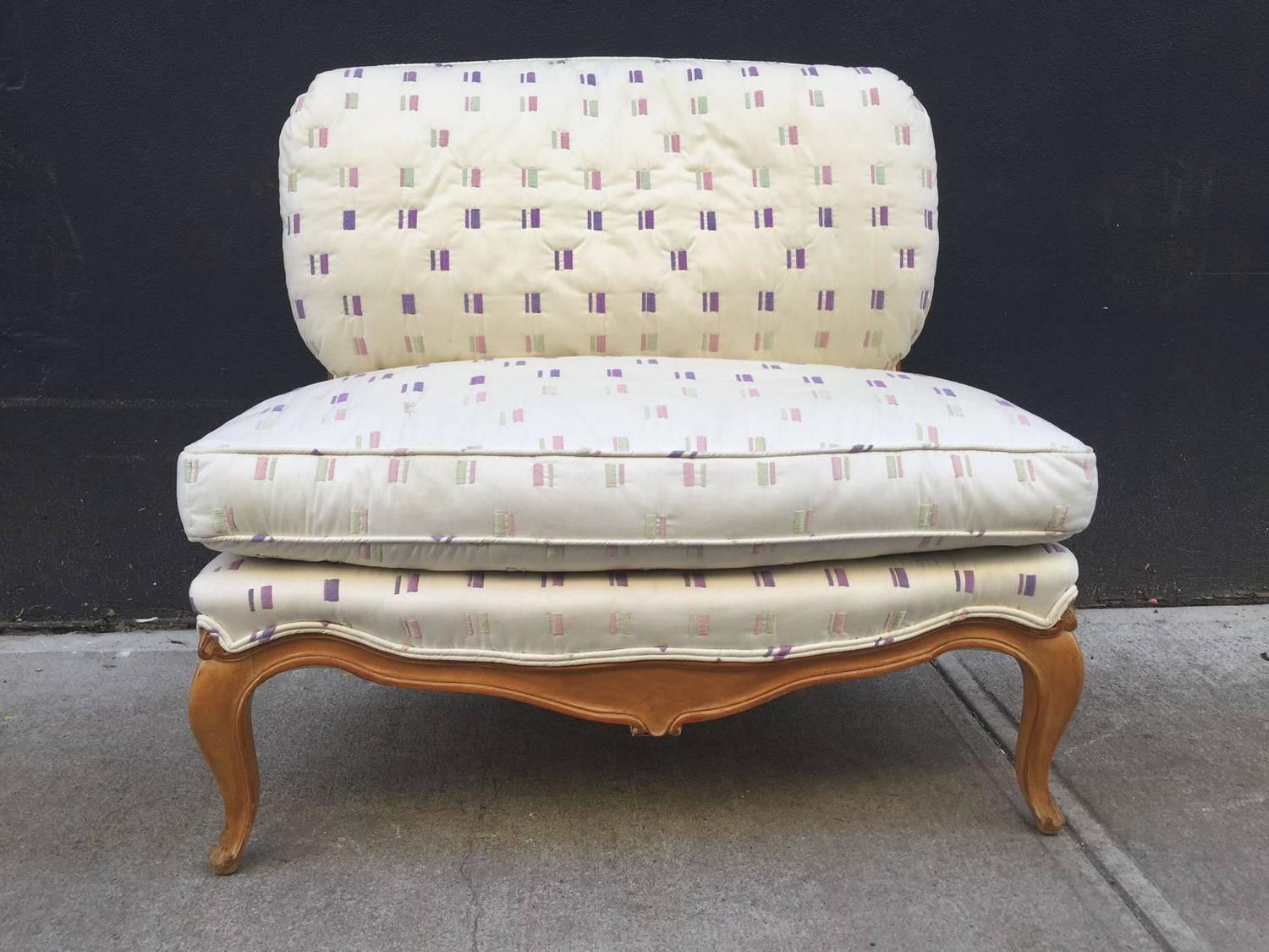 Louis xiv style french loveseat for sale at 1stdibs - Louis xiv sofa ...