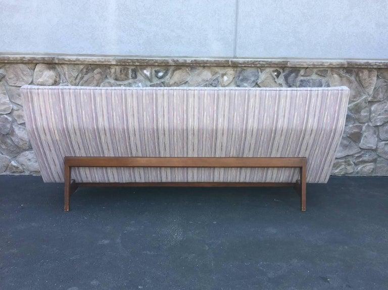 American Jens Risom Sofa For Sale