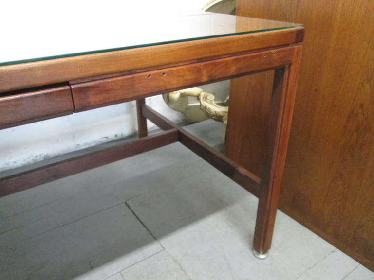 Mid-20th Century Large Jens Risom Desk For Sale