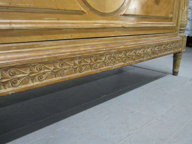 Antique French Marble-Top Dresser For Sale 5
