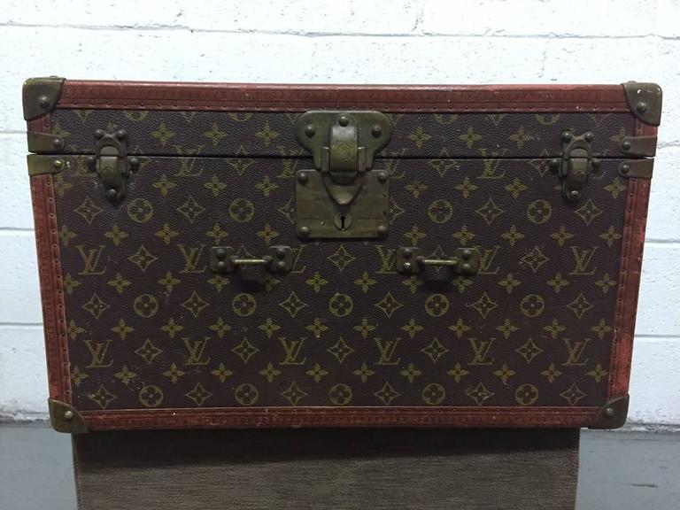 Vintage Louis Vuitton Hutschachtel 3