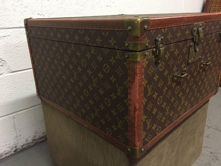 Vintage Louis Vuitton Hutschachtel 5