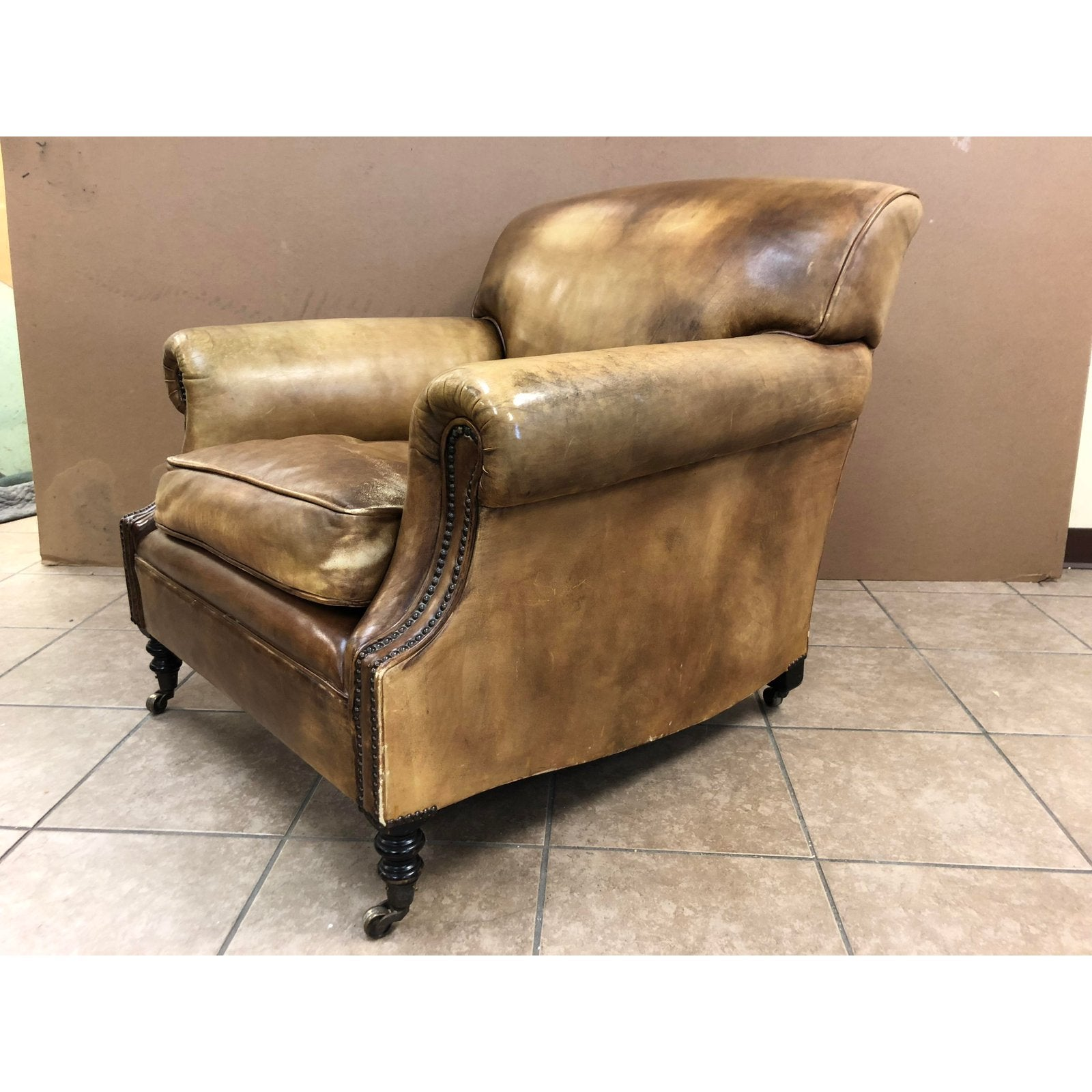 Collections Of George Smith Chairs Ottomans