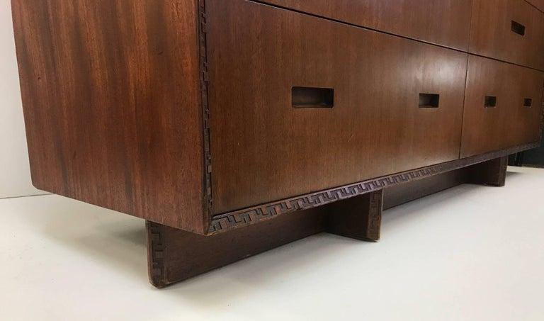 Frank Lloyd Wright Taliesin Dresser  For Sale 1