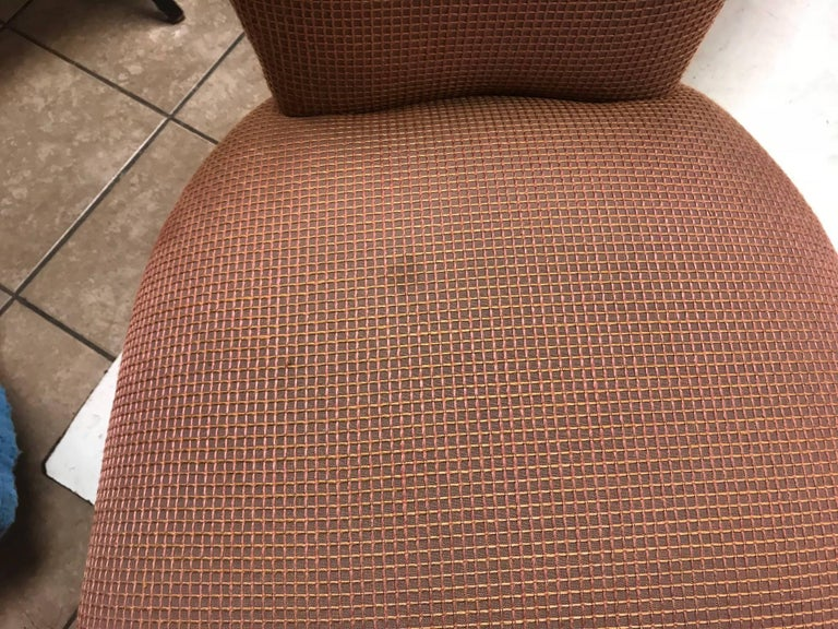 Set of Eight Klismos Style Dining Chairs For Sale 1