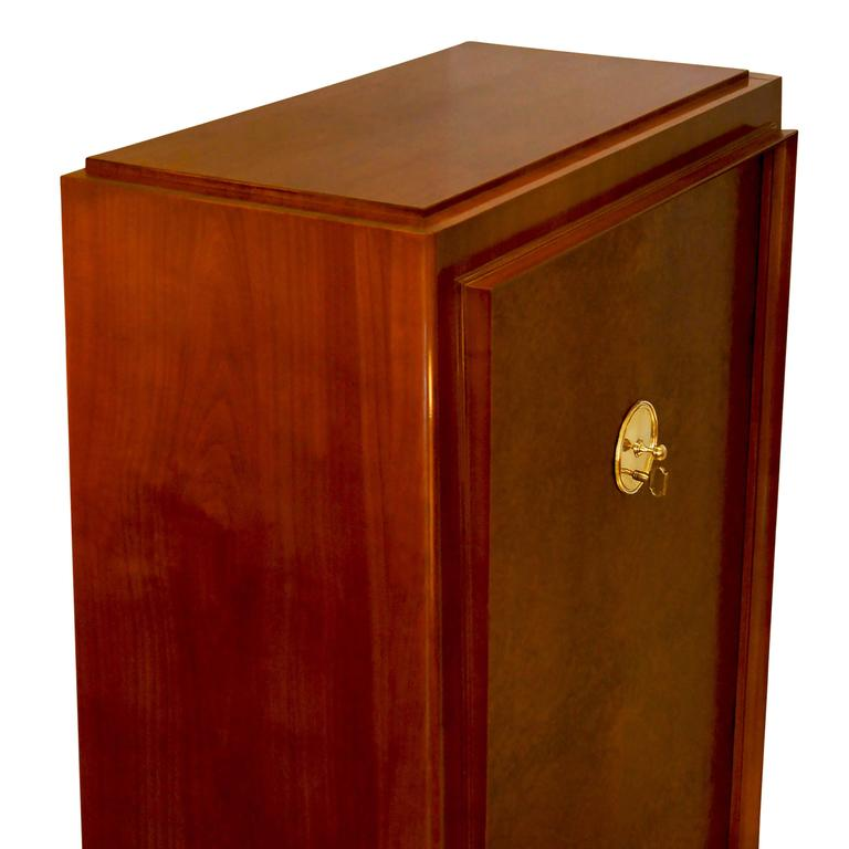 Very Fine Storage Cabinet of an Original Office Duo by Alfred Porteneuve For Sale 1