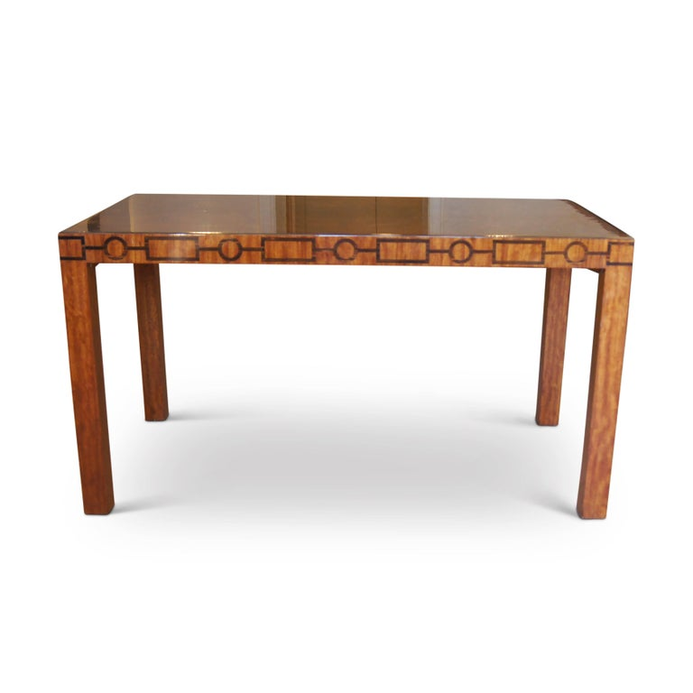 Very Fine Swedish Modern Classicism Coffee Table With