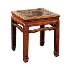 Qing Dynasty Stool or Low Table
