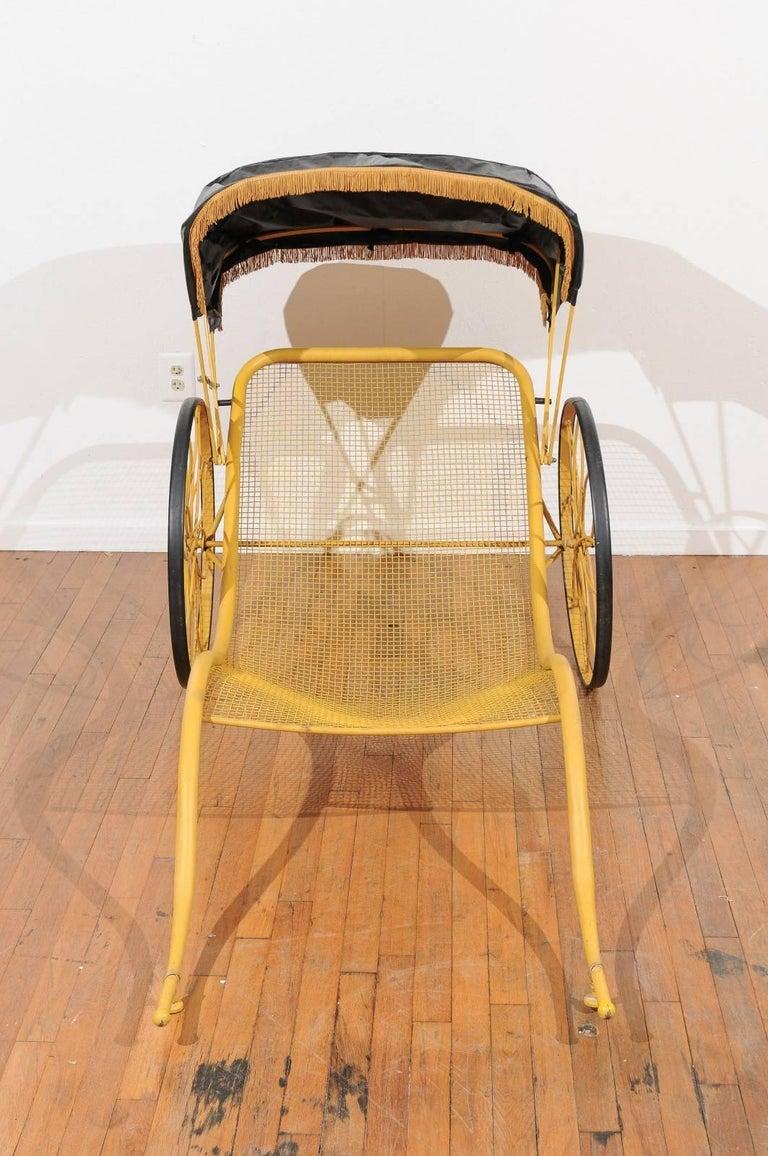 Mid-Century Rickshaw by Russell Woodard 8