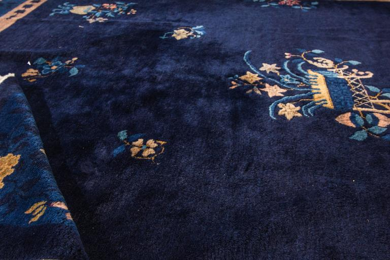 Great looking antique chinese deco rug for sale at 1stdibs for Chinese furniture norwalk ct