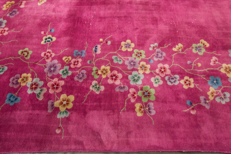 Antique chinese nichols rug at 1stdibs for Chinese furniture norwalk ct
