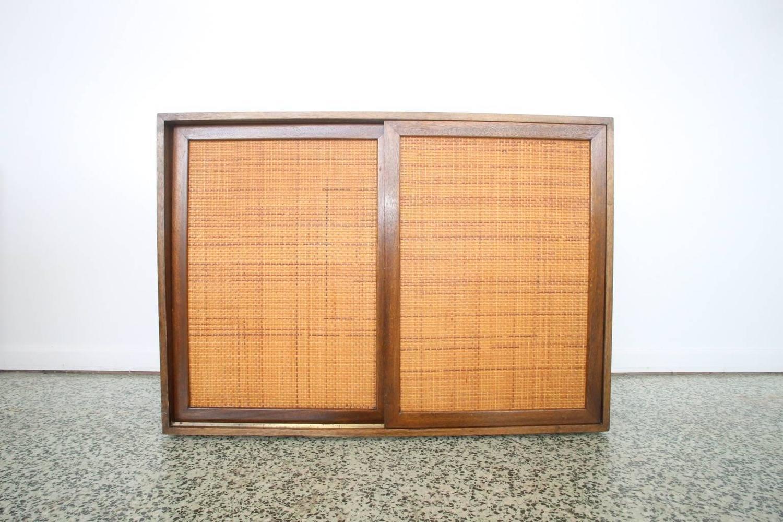Harvey Probber Credenza Sideboard For Sale At 1stdibs