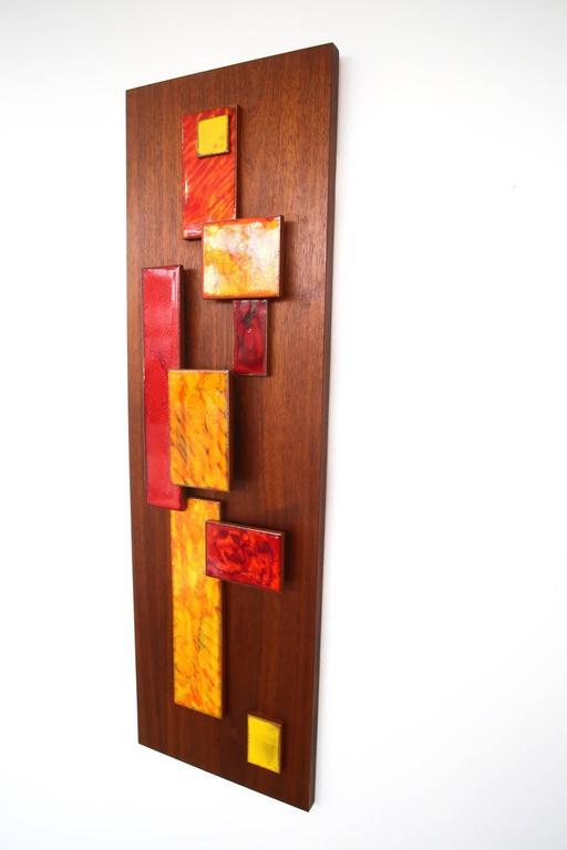 Harris Strong Abstract Wall Art Sculpture 2