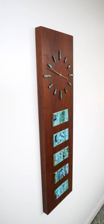 Harris Strong Tile Wall Clock For Sale 1