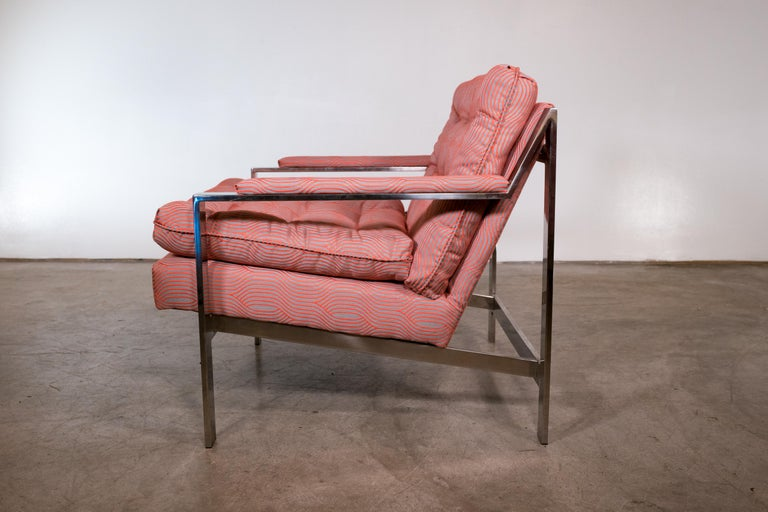 Designer: Cy Mann Manufacture: Cy Mann Design Period/style: Mid-Century Modern   Country: USA  Date: 1970s.