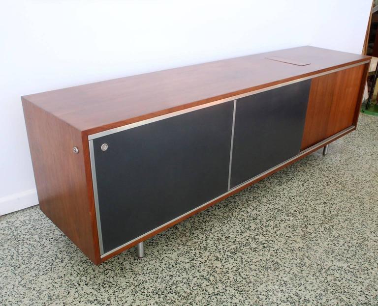 herman miller credenza desk by george nelson 3