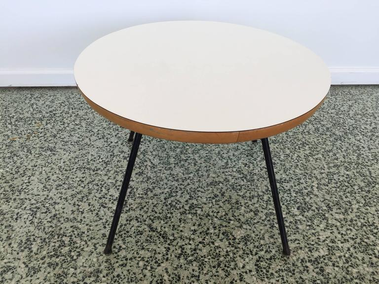 Mid-Century Modern Eames Prototype Table For Sale 1
