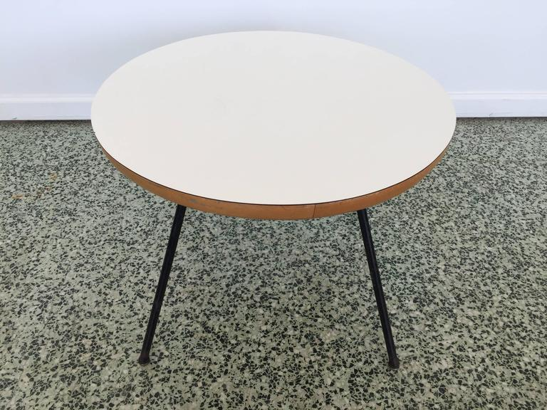 Mid Century Modern Prototype Table In Excellent Condition For St Louis