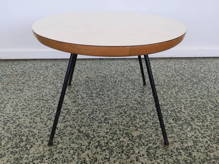 Mid-Century Modern Eames Prototype Table For Sale 2