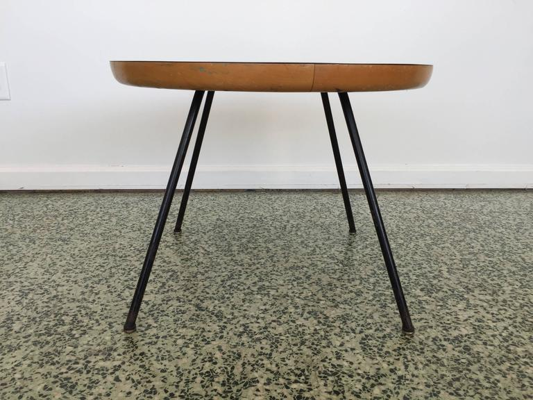 20th Century Mid-Century Modern Eames Prototype Table For Sale