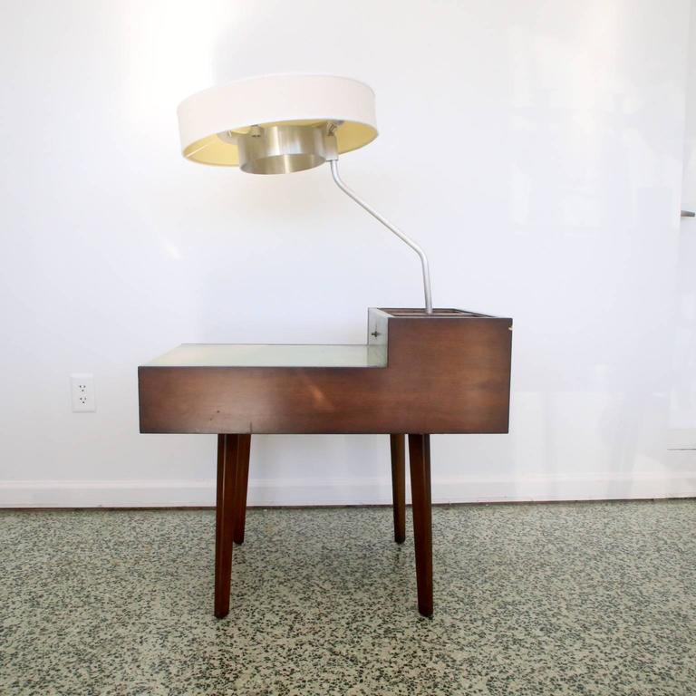 george nelson lighting. George Nelson For Herman Miller Planter And Lamp Table 2 Lighting