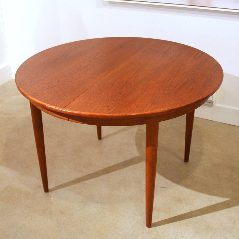 Vintage Danish Teak Dining Table at 1stdibs : IMG3252z from www.1stdibs.com size 1499 x 1500 jpeg 146kB