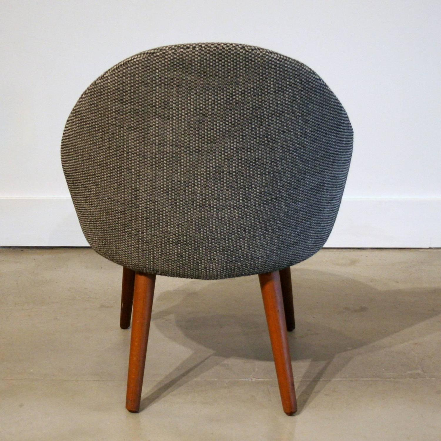 Vintage Danish Accent Chair at 1stdibs