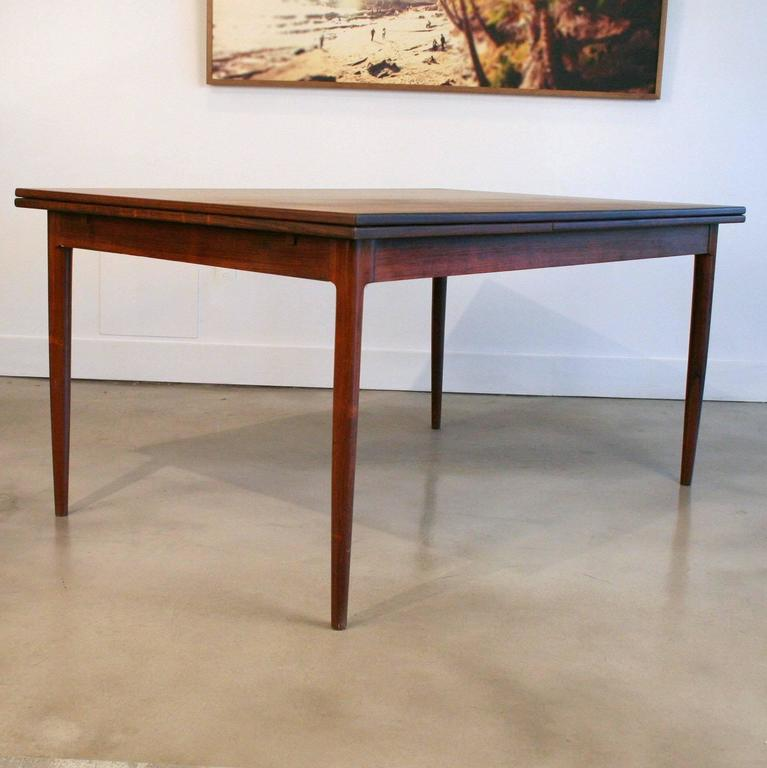 this vintage danish rosewood dining table by n o m ller is no longer