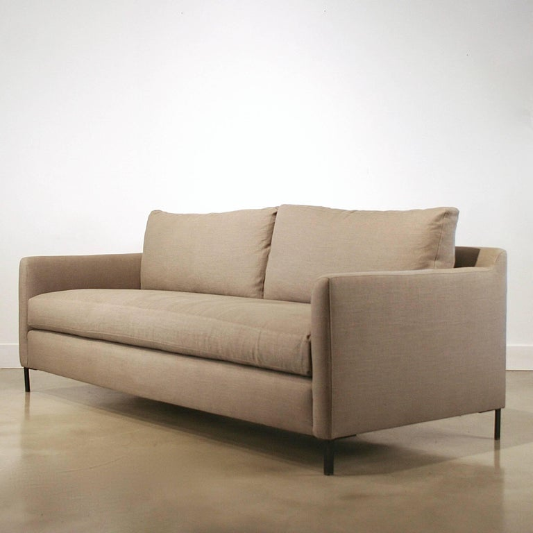 Radley Sofa and Ottoman from Cisco Brothers LA 2