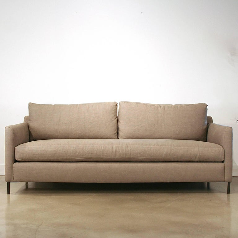 Radley Sofa and Ottoman from Cisco Brothers LA 3