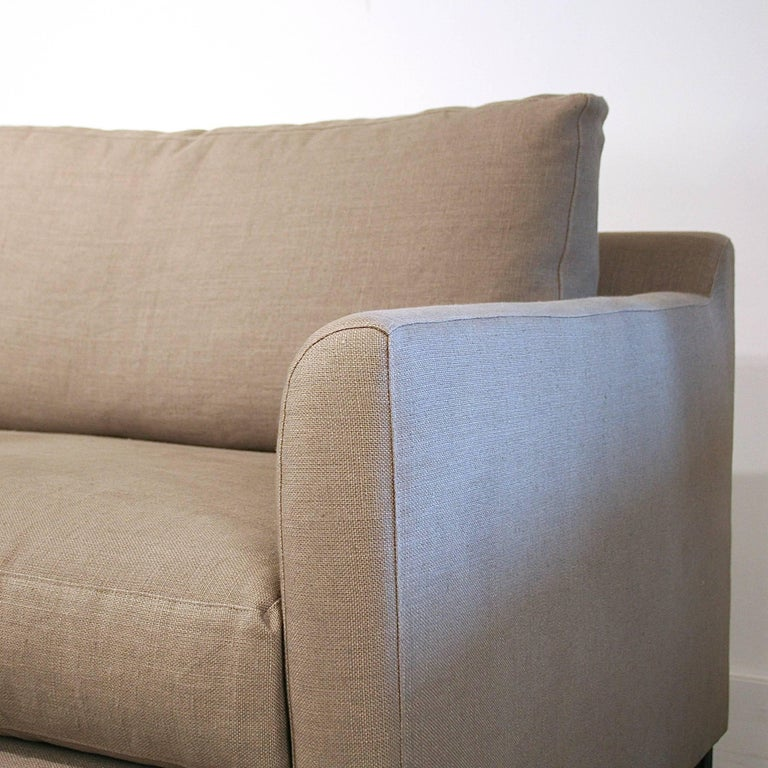 Radley Sofa and Ottoman from Cisco Brothers LA 4