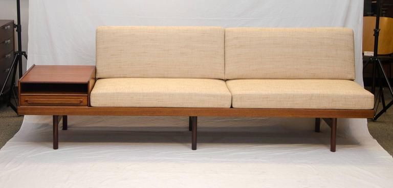 Scandinavian Modern Mid Century Modular Sofa Karl Sorlie And Sonner Sarpsbord Norway For