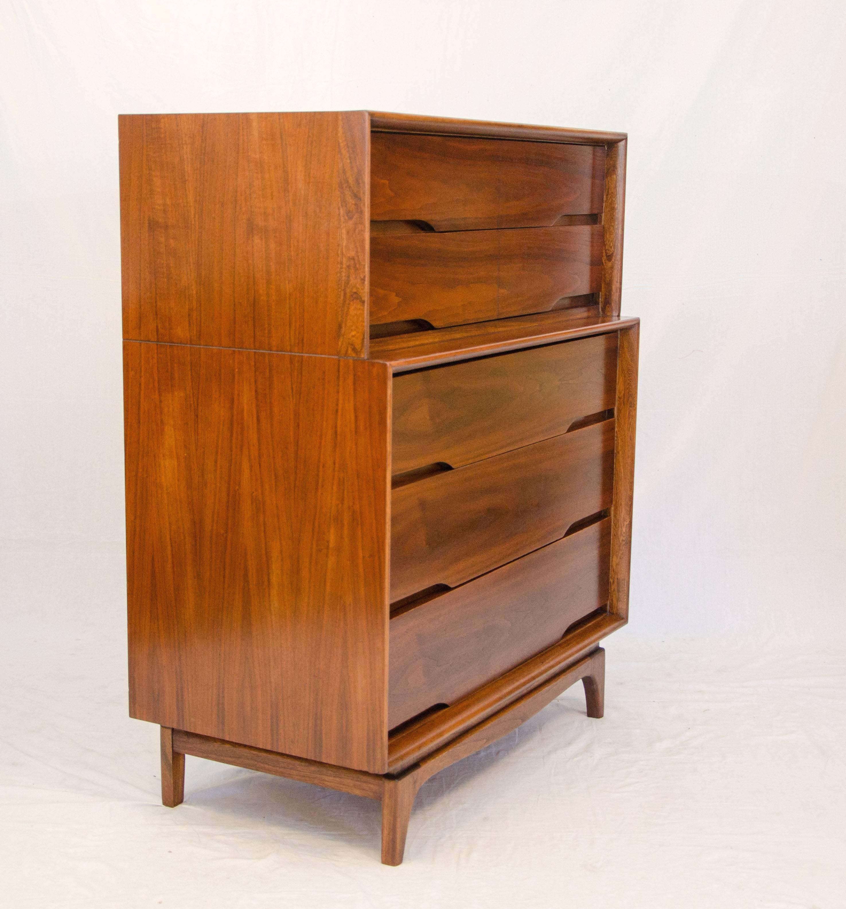 dresser of deco drawers furniture chest artdeco art rerunroom co img mfg highboy harmon for vintage sale by