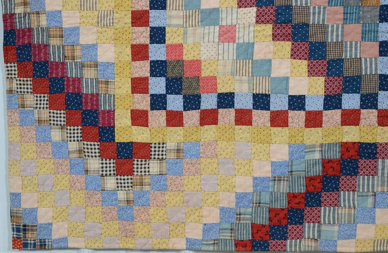 Bowmansville Star Quilt For Sale At 1stdibs
