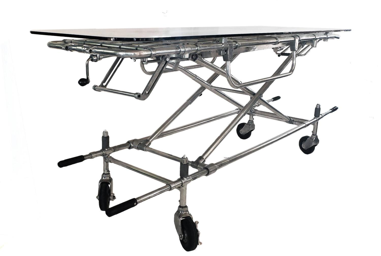 Unusual adjustable table for sale at 1stdibs for Coffee table 40 x 24