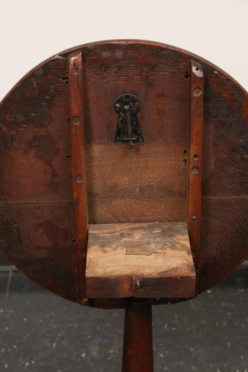 19th Century Georgian Tilt Top Table For Sale At 1stdibs