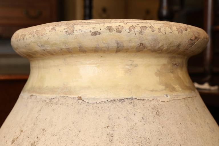 Clay Large 18th Century Biot Jar For Sale