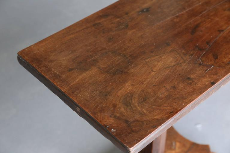 19th Century Narrow Table For Sale 1