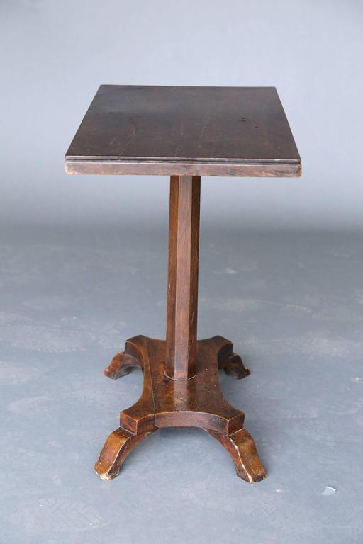 19th Century Narrow Table For Sale 2