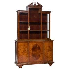19th Century Georgian Display Cabinet