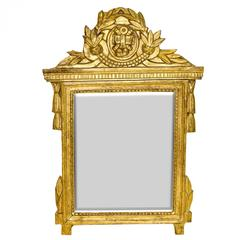 19th Century Louis XVI Mirror