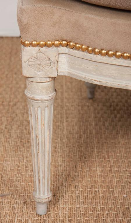 Pair of Louis XVI Style Chairs  For Sale 4