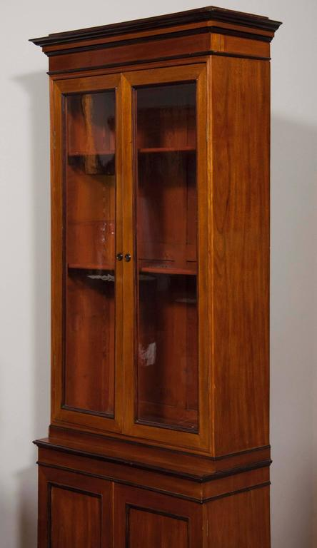 Pair of 19th century regency cabinets for sale at 1stdibs for 19th century kitchen cabinets