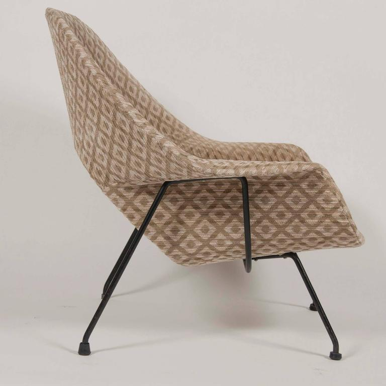 First Generation Eero Saarinen Womb Chair for Knoll 2First Generation Eero Saarinen Womb Chair for Knoll at 1stdibs. Eames Wicker Womb Chair. Home Design Ideas
