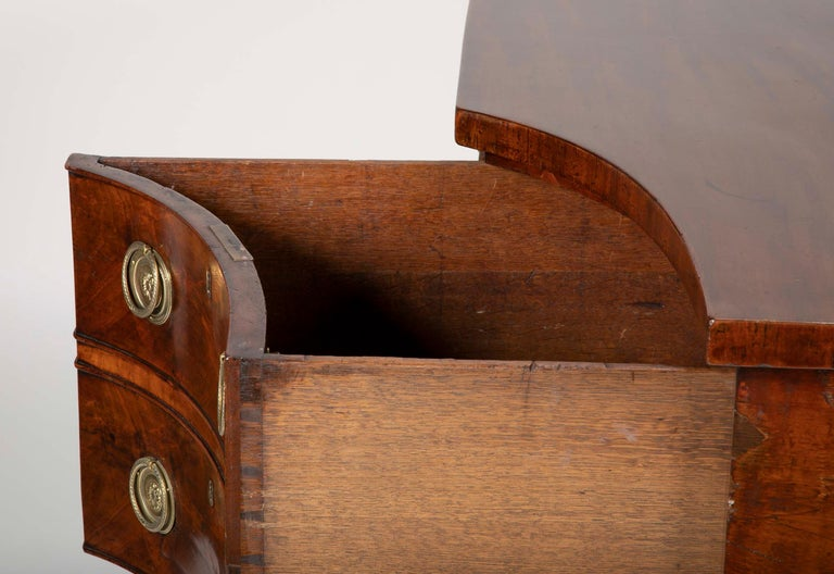 English Regency Mahogany Sideboard For Sale 8