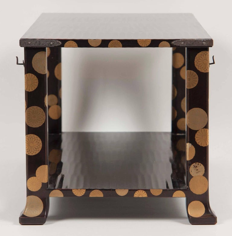 Japanese Lacquer Stand For Sale 1