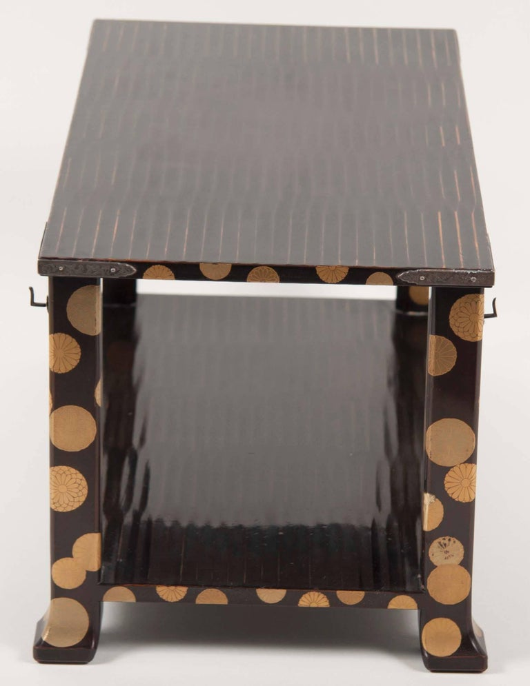 Japanese Lacquer Stand For Sale 4